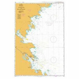 924 Approaches to Skelleftehamn Admiralty Chart