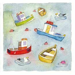 Emma Ball Coaster - Boats Afloat