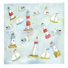 Emma Ball Coaster - Lighthouses Afloat