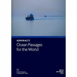 NP136 Admiralty Ocean Passages for the world
