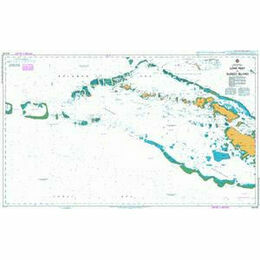 AUS510 Long Reef to Sudest Island Admiralty Chart