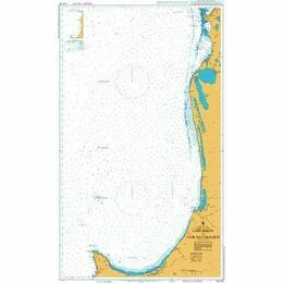 AUS755 Cape Peron To Cape Naturaliste Admiralty Chart