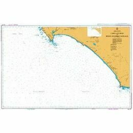 AUS757 Cape Leeuwin To Point D'Entrecasteaux Admiralty Chart