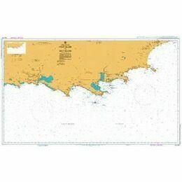 AUS759 Point Hillier To Bald Island Admiralty Chart