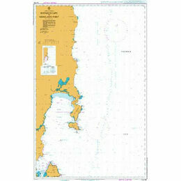 AUS766 Mistaken Cape to Wardlaws Point Admiralty Chart