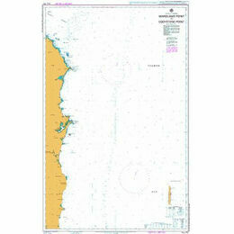 AUS767 Wardlaws Point to Eddystone Point Admiralty Chart
