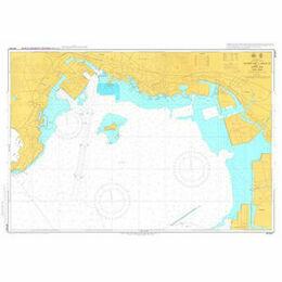 JP1057A Northern Part of Mikawa Ko Admiralty Chart