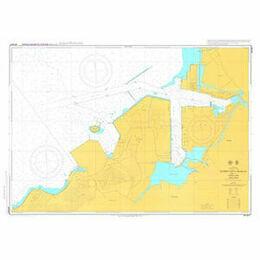 JP1057B Southern Part of Mikawa Ko Admiralty Chart