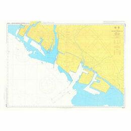 JP107 Higashi-Harima Ko Admiralty Chart