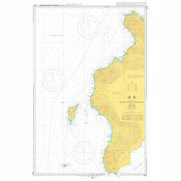JP11 Shakotan Misaki to Matsumae Ko Admiralty Chart