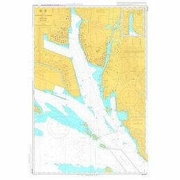 JP1127A Eastern Part of Mizushima Ko Admiralty Chart