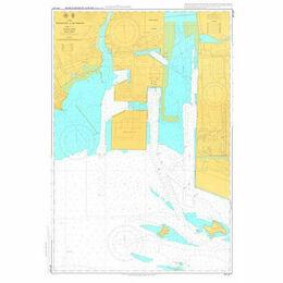 JP1127B Western Part of Mizushima Ko Admiralty Chart