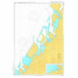 JP1141 Hannan Ko Admiralty Chart