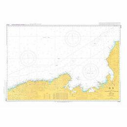 JP139 Tottori Ko to Fukui Ko Admiralty Chart