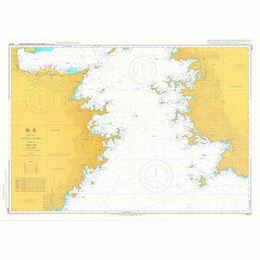 JP151 Bungo Suido Admiralty Chart