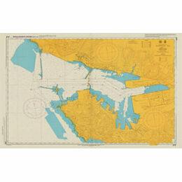JP16 Muroran Ko Admiralty Chart