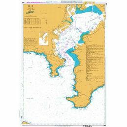 JP90 Tokyo Wan Admiralty Chart