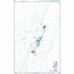 NZ82 Tonga Admiralty Chart