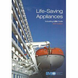 Life Saving Appliances LSA Code 2017