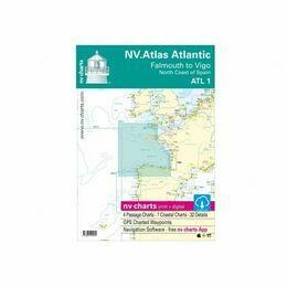 ATL 1 NV Atlas Atlantic Falmouth to Vigo