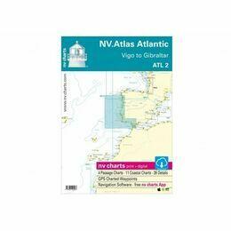 ATL 2 NV Atlas Atlantic Vigo to Gibraltar