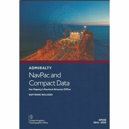 DP330 Admiralty NavPac and Compact Data