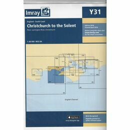Y31 Christchurch to the Solent Imray chart