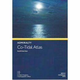 NP215 Admiralty Co-Tidal Atlas South East Asia
