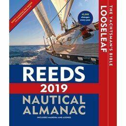 Reeds Looseleaf Almanac in Folder 2019