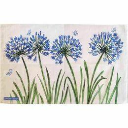 Emma Ball Tea Towel - Agapanthus Flowers