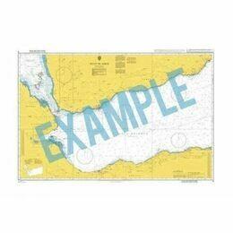 369 West Indies, Northern Martinique Admiralty Chart