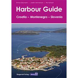 Imray Harbour Guide Croatia, Montenegro & Slovenia