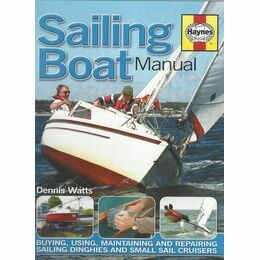 Haynes Sailing Boat Manual