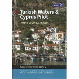 Imray Turkish Waters & Cyprus Pilot