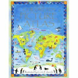 The Usborne Children's Picture Atlas