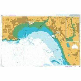 1161 Swansea Bay Admiralty Chart