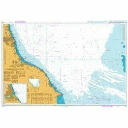1191 River Tyne to Flamborough Head Admiralty Chart