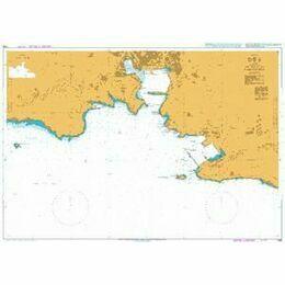 1194 Cartagena Admiralty Chart