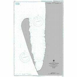 1216 Baia dos Tigres Admiralty Chart