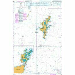 1239 Orkney & Shetland Islands Admiralty Chart