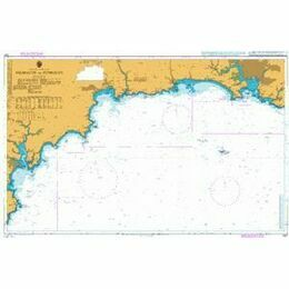 1267 Falmouth to Plymouth Admiralty Chart