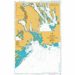 1327 Langesund, Brevik and Porsgrunn Havn Admiralty Chart