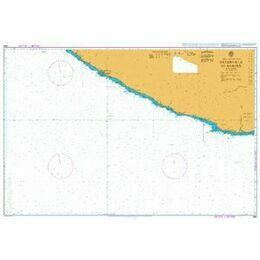 1365 Greenville to Harper Admiralty Chart