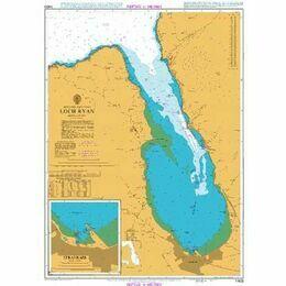 1403 Loch Ryan Admiralty Chart