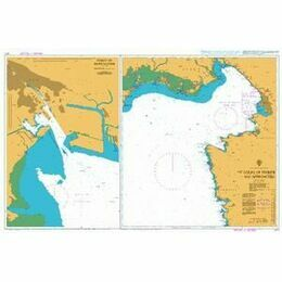 1471 Golfo di Trieste and Approaches Admiralty Chart