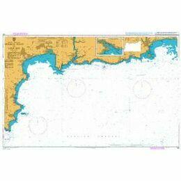 148 Dodman Point to Looe Bay Admiralty Chart