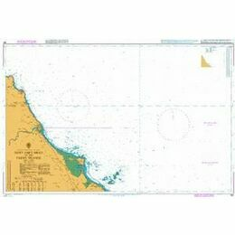 160 Saint Abb's Head to the Farne Islands Admiralty Chart