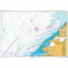 1630 West Hinder & Outer Gabbard to Vlissingen & Scheveningen Admiralty Chart