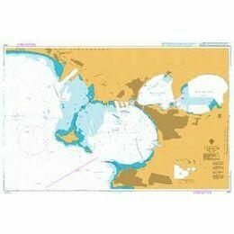 1643 Taranto Admiralty Chart