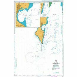 1699 Nouadhibou Admiralty Chart